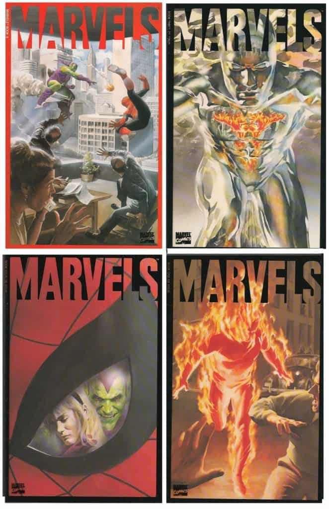 Marvels miniseries
