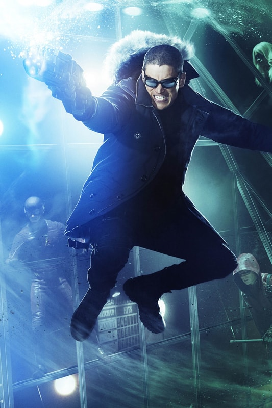 Captain Cold (Wentworth Miller)