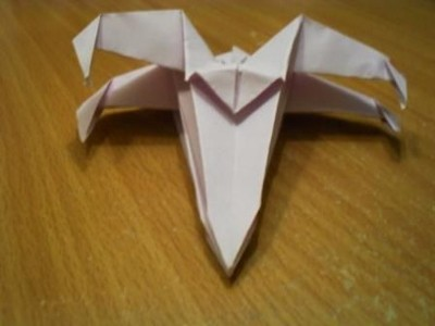 Origami-X-Wing