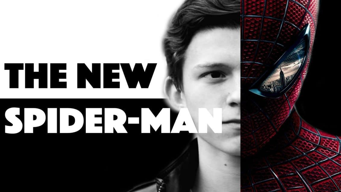 Tom Holland to star as the latest Spider-Man