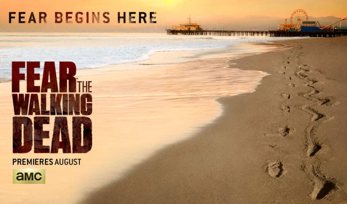 """The """"prequel"""" to The Walking Dead to explore the beginning..."""