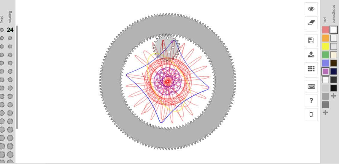 screenshotspirograph