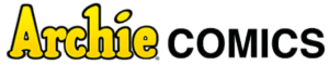This image has an empty alt attribute; its file name is Archie-Comics-logo-300x60.png