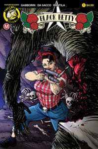Black Betty #1 Cover A Da Sacco