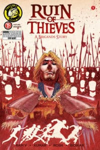 Brigands: Ruin of Thieves #1 - Cover A by Sumit Kumar