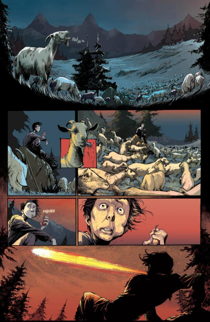 Brigands: Ruin of Thieves #1