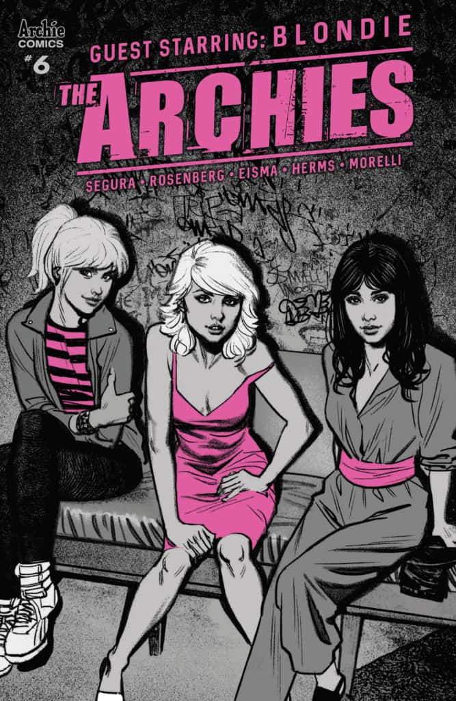The Archies #6 - Cover A by Greg Smallwood