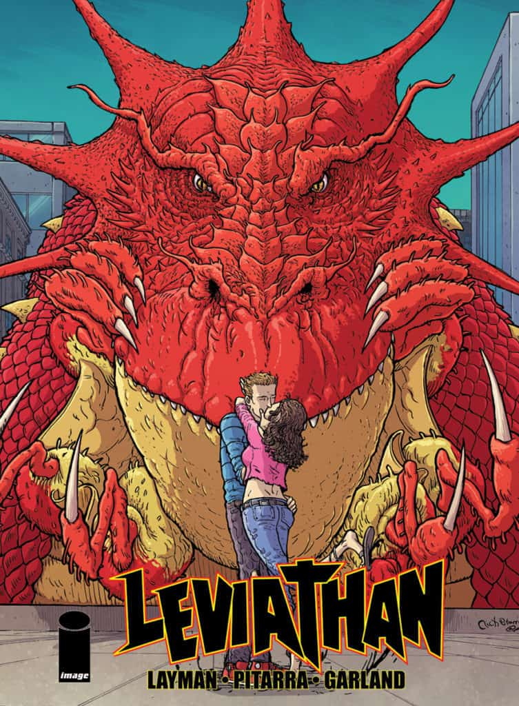 LEVIATHAN #1 cover