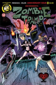 Zombie Tramp #50 Cover A Celor