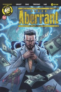 Aberrant #4 Cover A