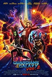 Guardians of the Galaxy Vol II