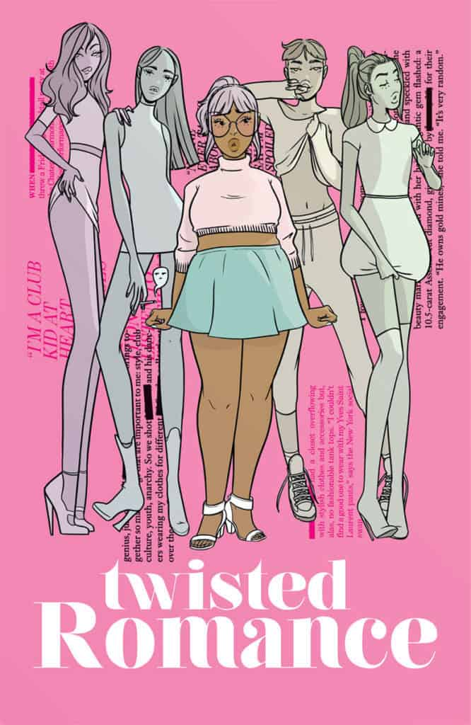Twisted Romance TPB cover