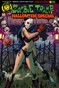 Zombie Tramp Halloween Special 2016 Cover C