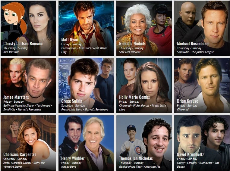 wizard world guests