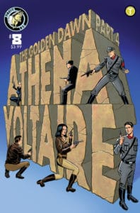 Athena Voltaire Ongoing #8 Cover A