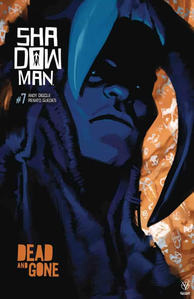 Shadowman #7 - Cover A