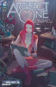 Artifact One #2 - Cover A
