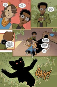 Cash + Carrie Book Two preview page 3