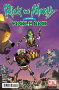 Rick and Morty™ Presents: Pickle Rick #1 - Cover A