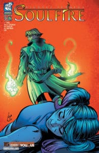 Soulfire #5 - Cover A