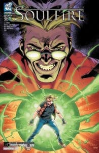 Soulfire #5 - Cover B