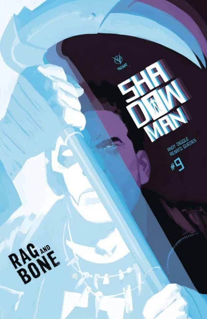 SHADOWMAN (2018) #9 - Cover A by Tonci Zonjic