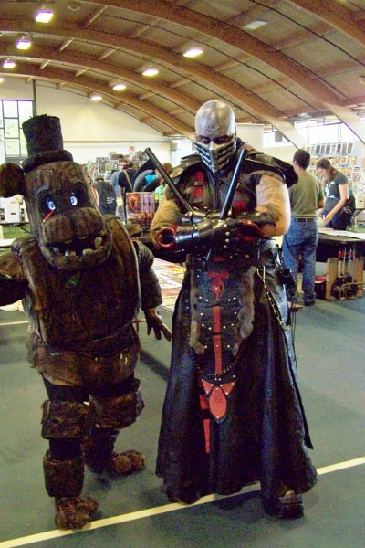 Dupage Mighty Con 2015