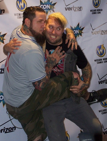 Wizard World 2015 Kick Off Party