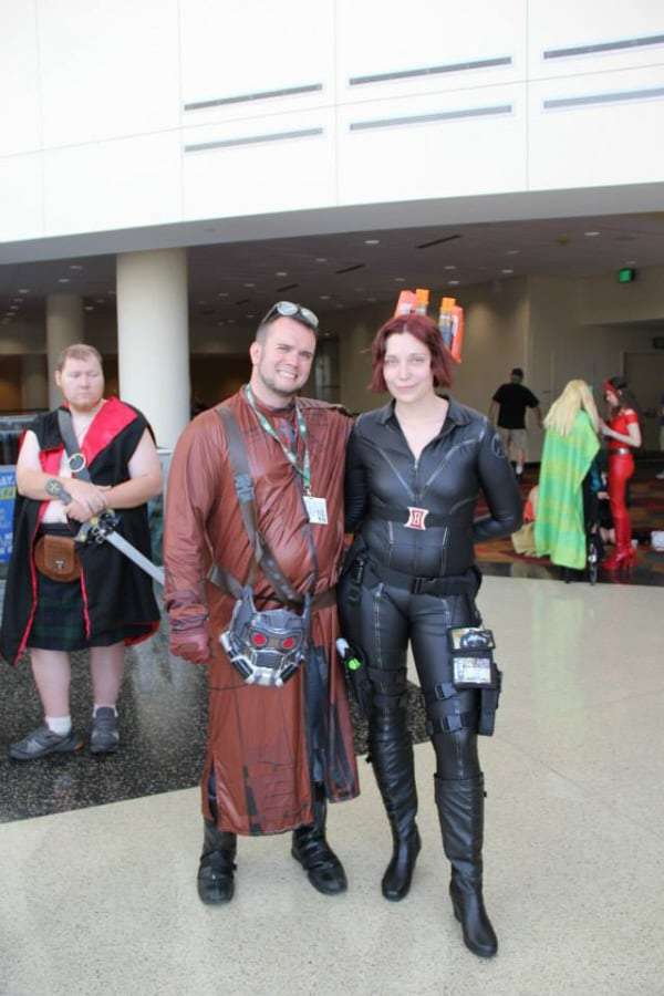 Gen Con 2015 by Lee Tapscott