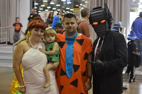 Wizard World 2015 Friday
