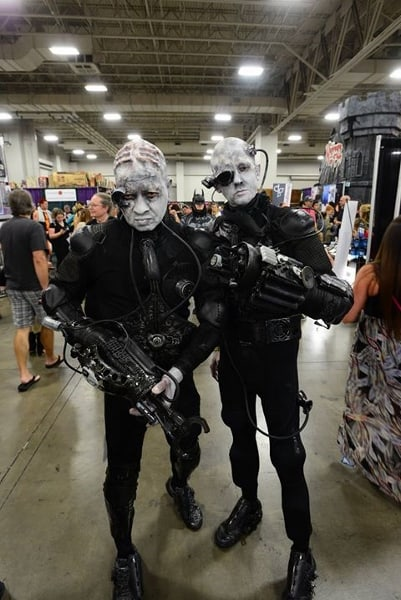 Salt Lake Comic Con 2015