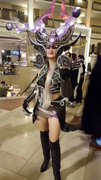IkkiCon 2016 by AimedCrit Cosplay