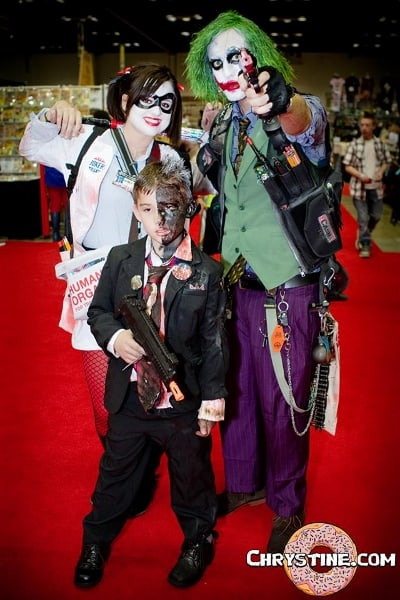 Indiana Comic Con 2016 by Chrystine