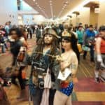 Indiana Comic Con 2016 by Lee tapscott