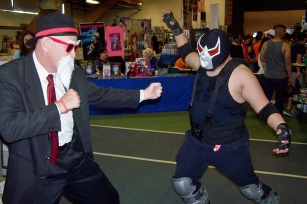 Dupage Mighty Con 2016