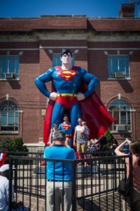 Superman Celebrations 2016 by Ron Ladao