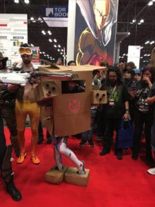 NYCC 2016 by Bobby Torres