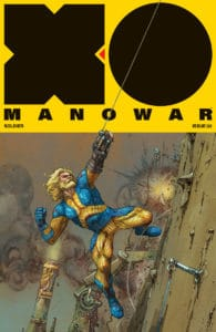 XO ManOWar by KENNETH ROCAFORT