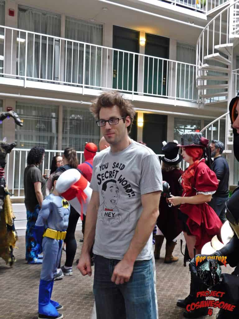 PCA4 Cosplayers