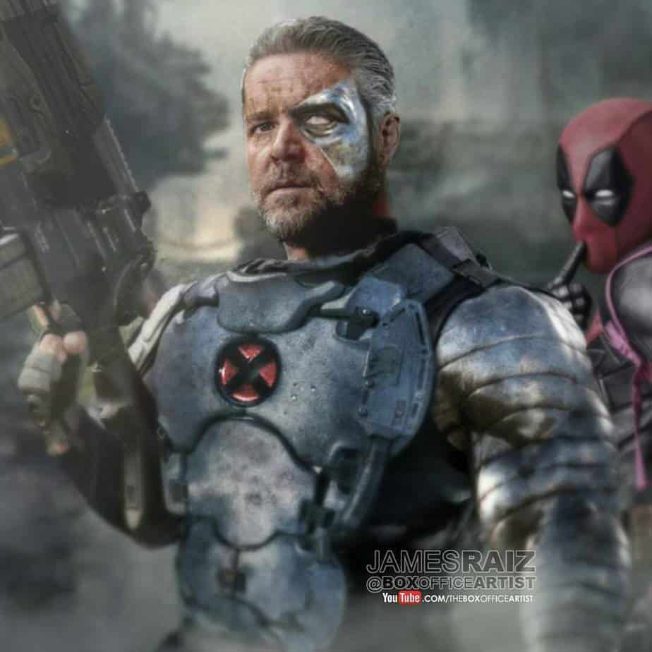 Russel Crowe Cable