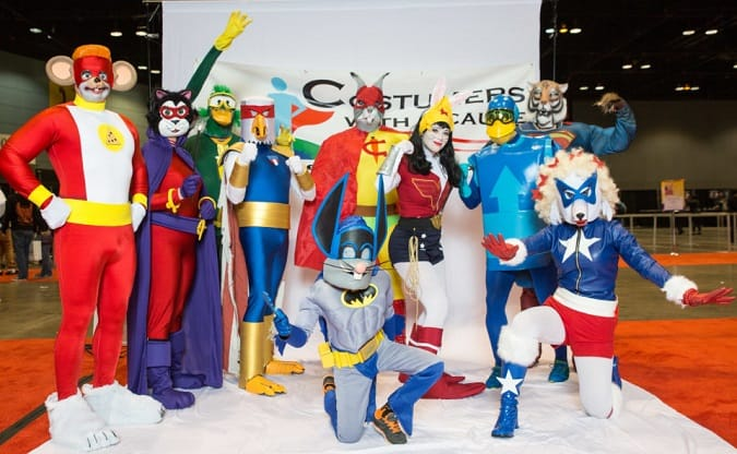Cosplay feature