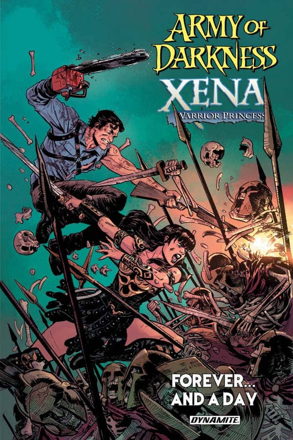 ARMY OF DARKNESS XENA WARRIOR PRINCESS – FOREVER AND A DAY TP