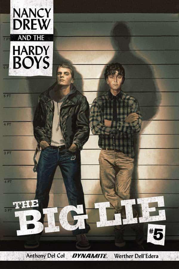 NANCY DREW HARDY BOYS – THE BIG LIE #5