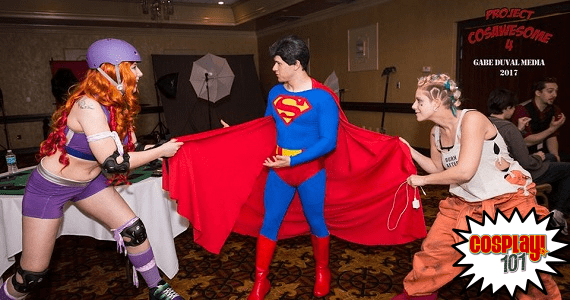 Cosplay 101 – How to Treat Cosplayers feature