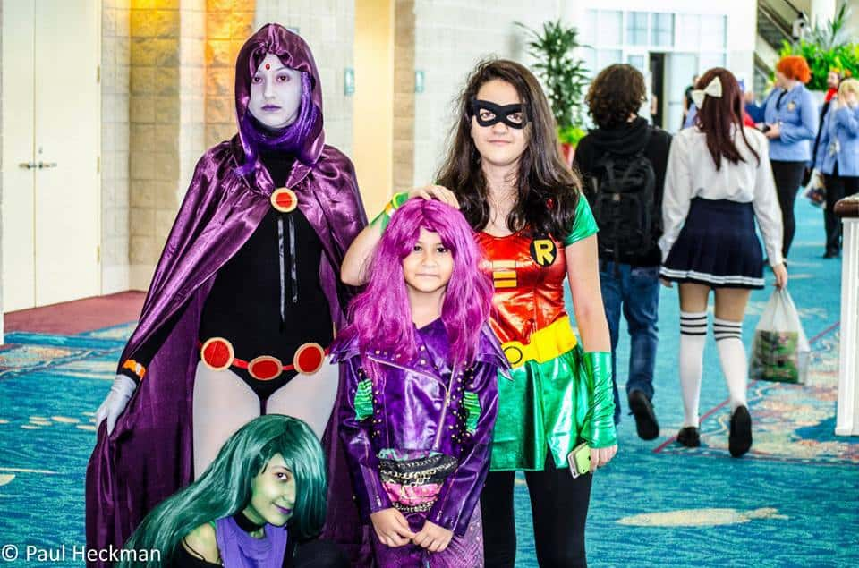 Florida Supercon 2017 by Must Be Seen Photography