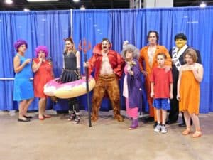 Wizard World Chicago 2017 Friday