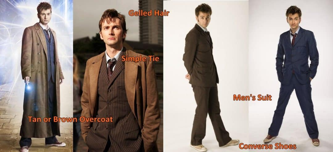 10th Doctor Costume