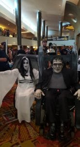 Spooky Empire 2017 by Jesse Seech