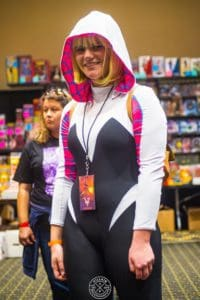 NCComicon 2017 by Kendall Wright