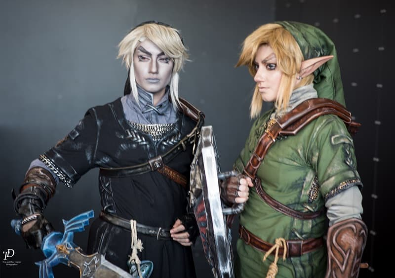 PAX Melbourne by Tony and Dave Cosplay Photographers (1)